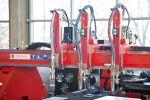 خدمات برشکاري انواع فلزات (استيل)