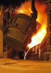 مواد ديرگداز در صنايع آهن و فولاد