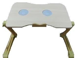 میز لپ تاپ چوبی تا شو با قیمت مناسب -pic1