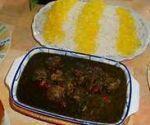 تهیه غذا با برنج صد در صد ایرانی