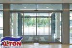درب های اتوماتیک آلتونکو (شیشه ای،لولایی