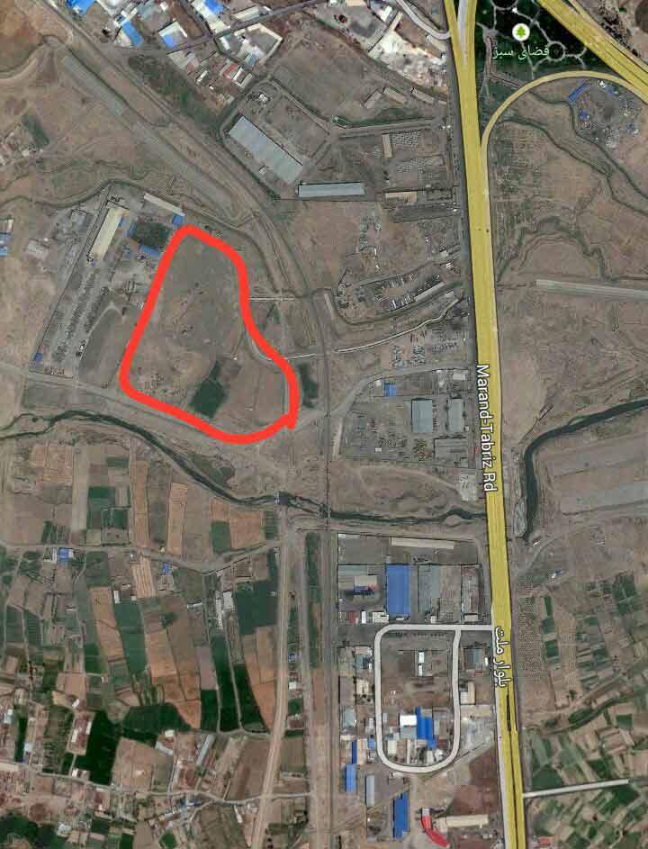 فروش زمین با امکانات فوق العاده و قیمت م-pic1