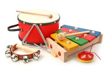موسیقی کودک ، اُرف ، برای 3 تا 11ساله ها-pic1