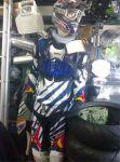 انواع لباس موتورسواری ریس کراس و..