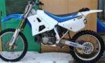 موتورسیکلت یاماها yz125 مدل 1992