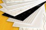 پانل PVC ساده و پانل PVC روکشدار