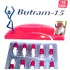 قرص لاغری بوترام اصل Butram 15