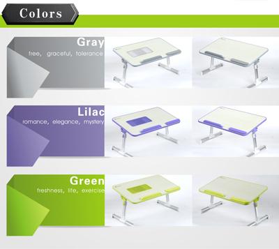 میز لپ تاپ و کول پد نوت بوک-pic1