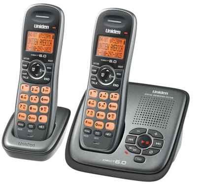 فروش گوشی بیسیم یونیدن Uniden-pic1