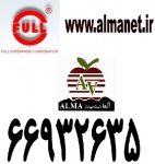 فروش پچ پنل های CAT5E / فول در آلما شبکه