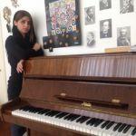 آموزش پیانو توسط نسترن حسینی