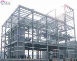 اسکلت فلزی ساختمان