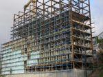 ساخت و نصب انواع ساز ه های فلزی (ساختمان
