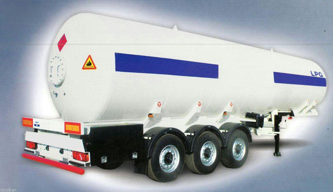تانکرحمل گازمایع (ساخت توحید تریلر)-p1