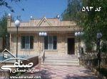 باغ ویلا با پایانکار شهرداری کد593