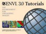 دوره جامع سنجش از دور با نرم افزار ENVI-