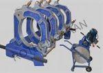 دستگاه جوش پلی اتیلن تا سایز 1200