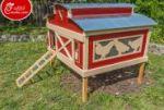 قفس نگهداری مرغ (چوبی در طرحهای مختلف)