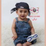آتلیه کودک و عکاسی نوزاد و بارداری نیکی