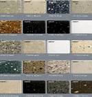 کد رنگ محصولات سنگ مصنوعی کورین