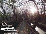 2070 متر باغ با سند در شهریار