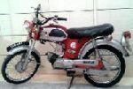 فروش یک دستگاه موتور یاماها 80