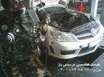 سرویس کامل اتومبیلهای مرسدس بنز در محل