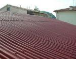 آندولین پوشش سقفی شیبدار