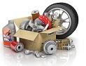 تیزرو گردون آریا : قطعات یدکی خودرو