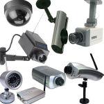 راه اندازی انواع دوربین های مدار بسته