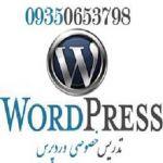 تدریس خصوصی  ورد پرس (WordPress)