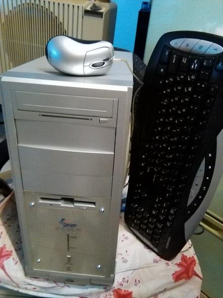 کا مپیوتر پنتیو م 5 با سی پیو 3.6 مگا هر-pic1