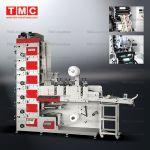 ماشین آلات چاپ فلکسو لیبل