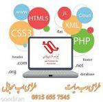 طراحی وب سایت | تیم نرم افزاری فاران