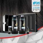درمان ریزش مو و رویش مجدد با پک ژیوار