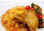 غذا با برنج 100% ایرانی