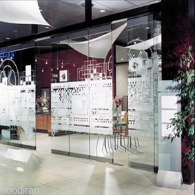 درب سکوریتی مدرن فروشگاهی-p1
