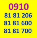 فروش خط رند  همراه اول 0910.81.81.600.