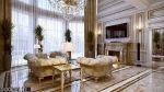 معماری داخلی با الهام از طراحی عصر لوئی