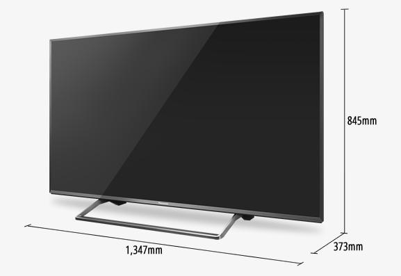 تلویزیون ال ای دی پاناسونیک مدل 60CX700