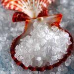 •تولید انواع نمک خوراکی . نمک تصفیه شده