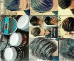 چسب مو، پخش انواع رنگ مو