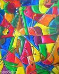 آموزش نقاشی مدرن