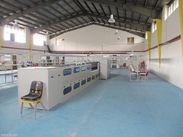 فروش کارخانه تولید لامپ کم مصرف-pic1