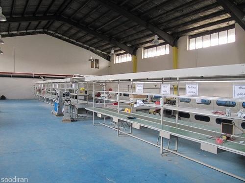 فروش کارخانه تولید لامپ کم مصرف-p1