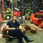 تعمیرات انواع لیفتراک پاشا