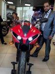 عرضه وتوریع موتورسیکلت در استان مرکزی
