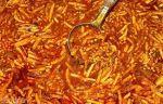 غذای نذری محرم: تاسوعا و عاشورا