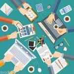 طراحی سایت نقد و اقساط