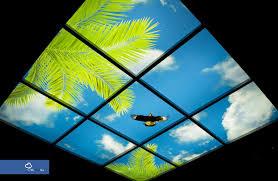 طراحی و اجرا آسمان مجازی